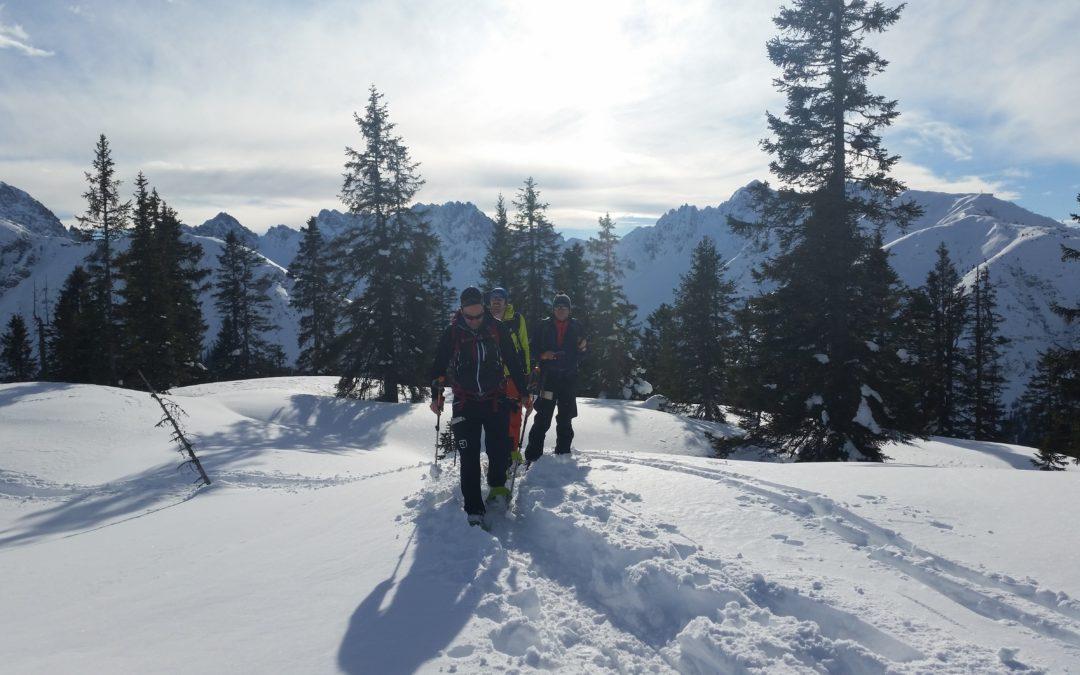VDBS – Bergwanderführerausbildung Winter