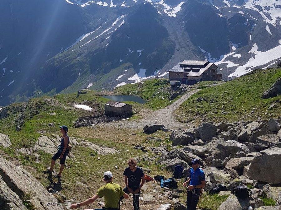 DAV Trainer C Bergsteigen Lehrgang 1