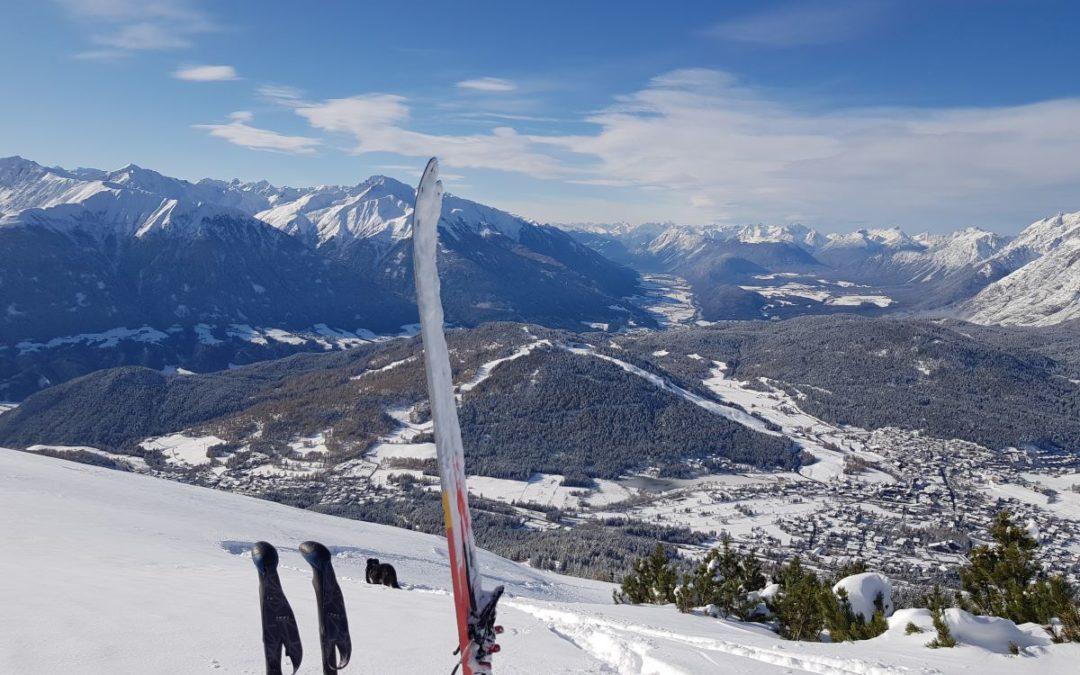 Skitouren Saisonstart bei besten Schneebedingungen