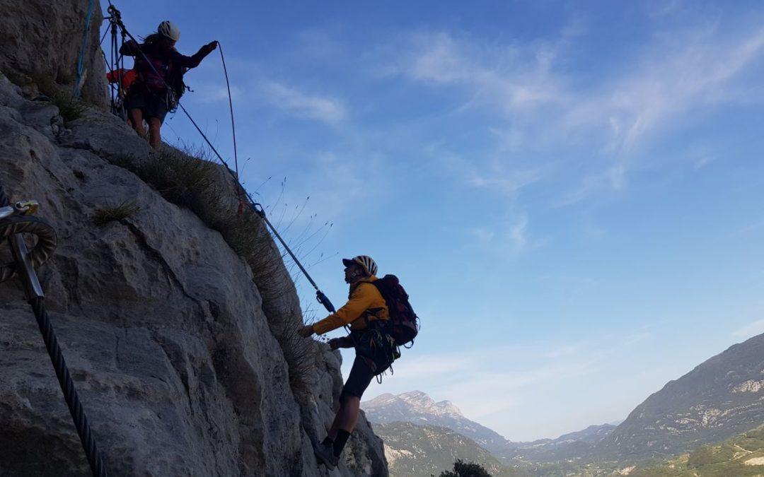 DAV Trainer B Klettersteig