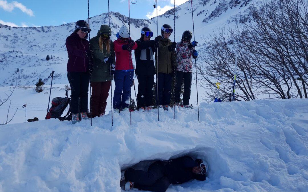 Skitouren Einsteigerkurs Uni Stuttgart