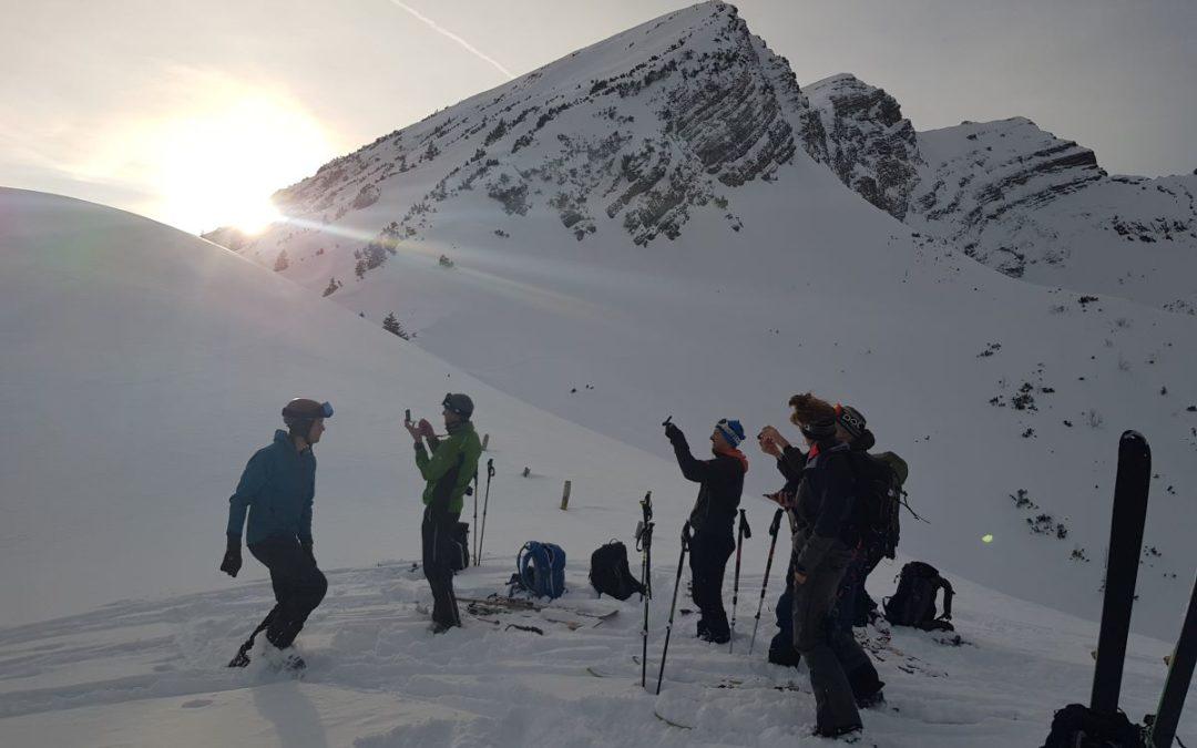 DAV Trainer C Skibergsteigen I