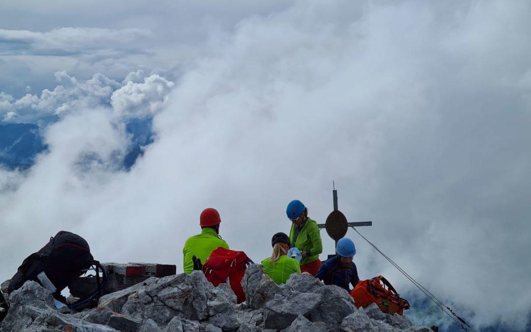 VDBS Bergwanderführer Sommer Lehrgang 2: