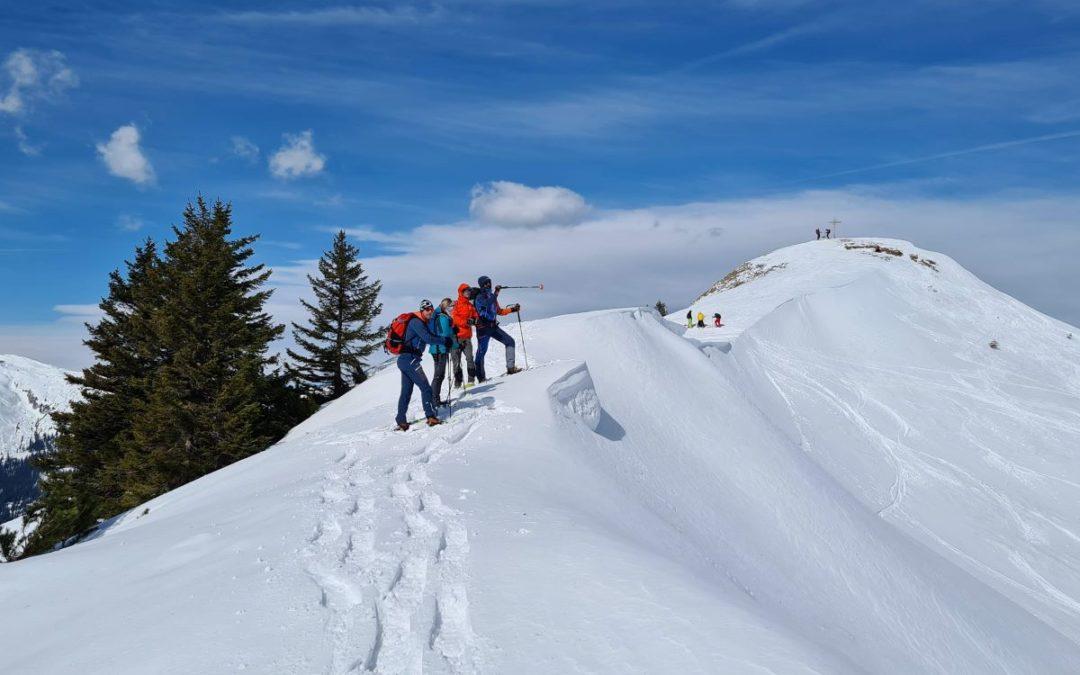 VDBS Bergwanderführerausbildung Winter I
