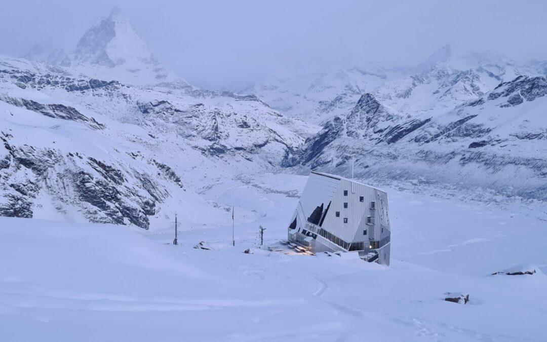 Skihochtouren im Wallis