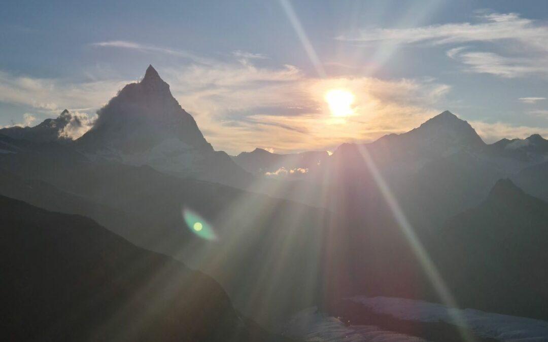 Führungstouren um Zermatt